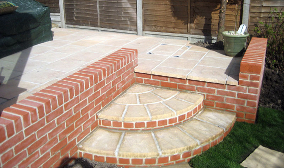 Garden Walls Builder Contractor North Wales, Chester, Wirral